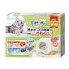 Unicharm Pet Deo-Toilet Cat Dual Layer Litter System