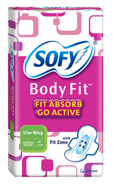 Sofy Body Fit Day Slim Wing