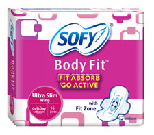Sofy Body Fit Day Ultra Slim